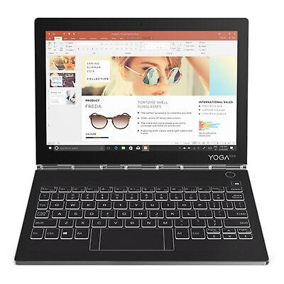 """Lenovo Yoga Book C930 10.8"""" Dual Display Laptop Tablet m3-7Y30 SSD 128GB 4GB"""