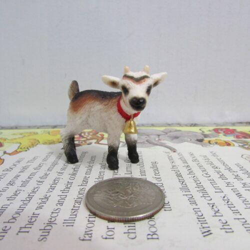 Schleich Domestic Goat Kid Retired 13720