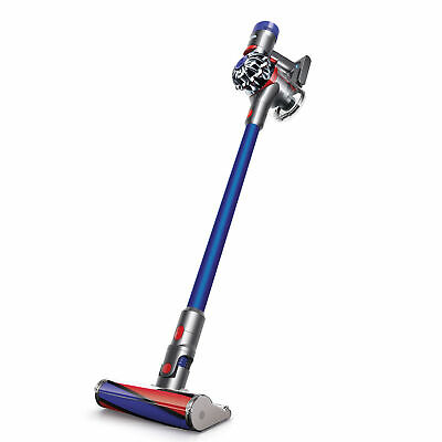 Dyson V7 Fluffy HEPA Cordless Vacuum Cleaner | Blue | New
