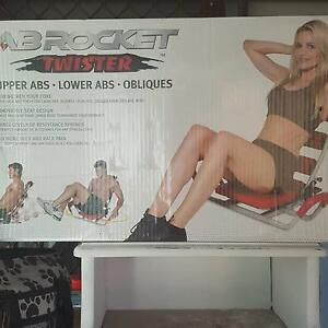 AB ROCKET TWISTER workout. Unused and new in box Camillo Armadale Area Preview