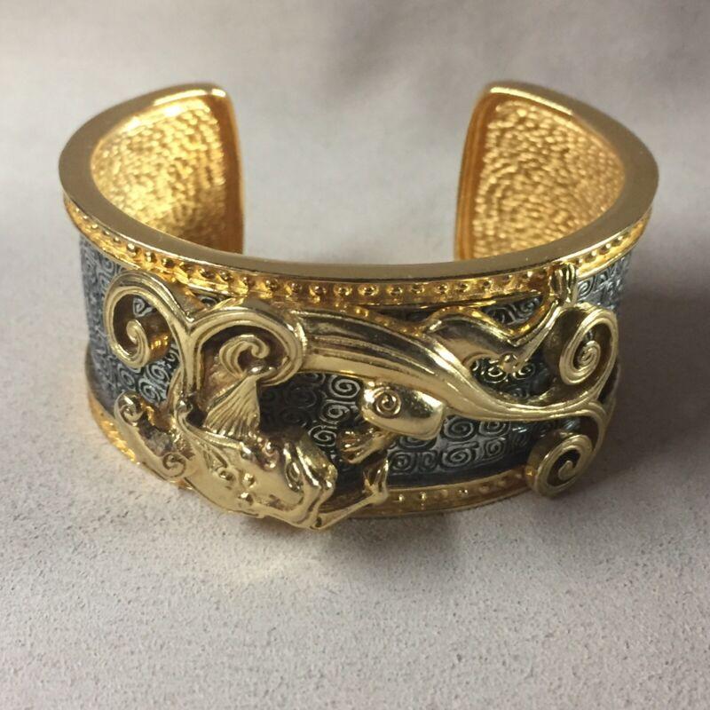 Metropolitan Museum of Art MMA Tibetan Dragon Cuff Bracelet