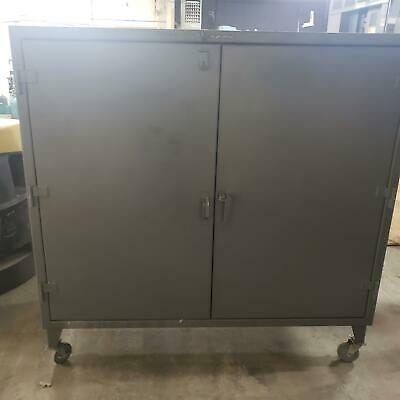 6 W X 3 D X 5 H Stronghold Rolling Cabinet