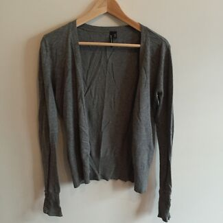 grey glassons cardigan size 10 Erskineville Inner Sydney Preview