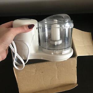 Mini Food Processor, like new