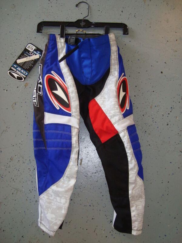 AXO Race Pants Adult Motorcross Black