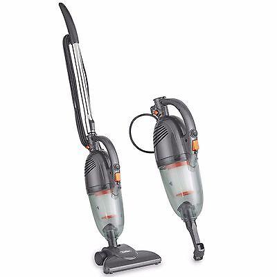 VonHaus 2 in 1 Corded Stick Handheld Vacuum Cleaner Bagless Lightweight Upright