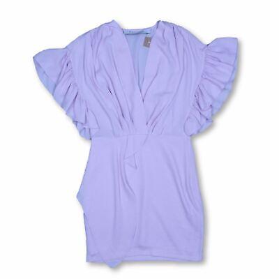 Iro Women's Midi Dress 8 UK 8 Colour:  Purple
