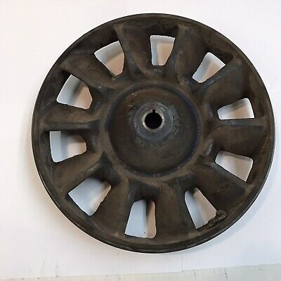 Worthington Air Compressor Pump Flywheel Pulley