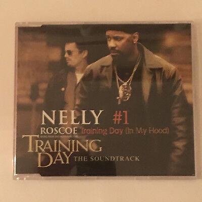 Rosco Single (Maxi CD NELLY - #1  ROSCOE - Training Day)