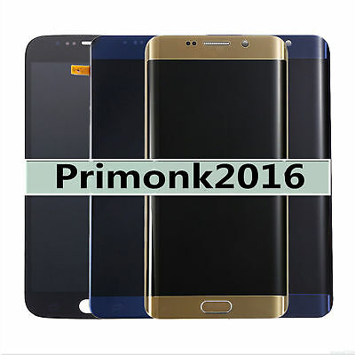 Fr Samsung Galaxy S6/7Edge S8/9 Plus Note9/8/5/4/3 LCD Touch Digitizer Frame Lot