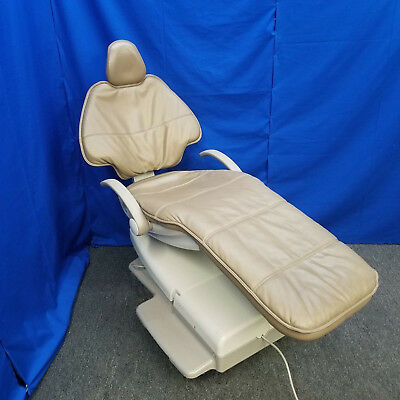 Adec 511 Dental Chair With New Plush Upholstery In Color Of Your Choice