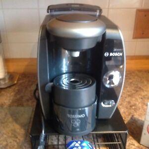 Bosch coffee machine - café TASSIMO