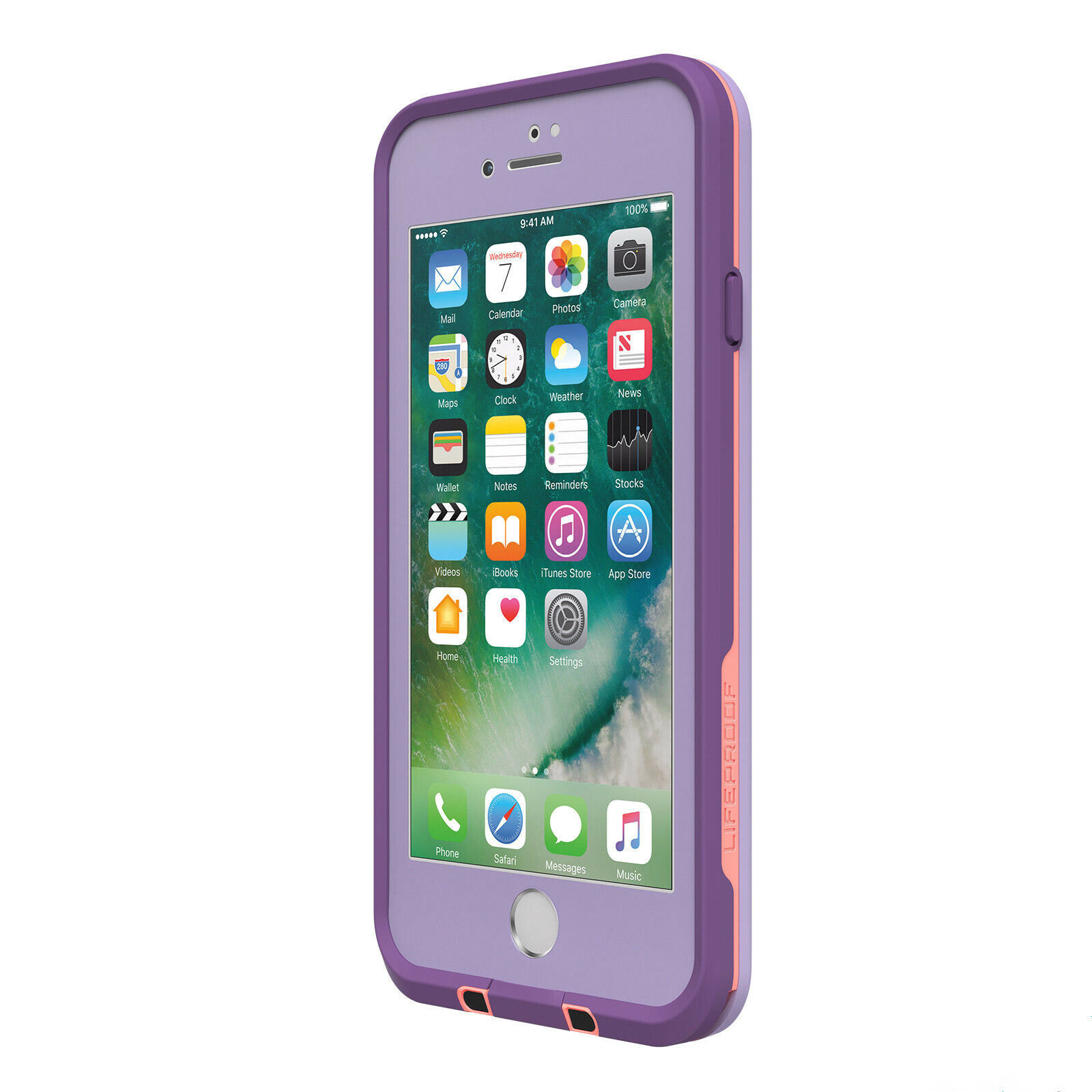 Brand New LifeProof FRE Waterproof Case fo iPhone 7 iPhone 8