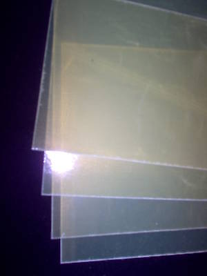 0.004 Unclad 324in Fr4 Pcb Insulatorinsulating Sheet