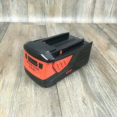 Hilti B363.0 Battery For Te 6 A-36 36v-li-ion Rotary Hammer Drill-sds-plus