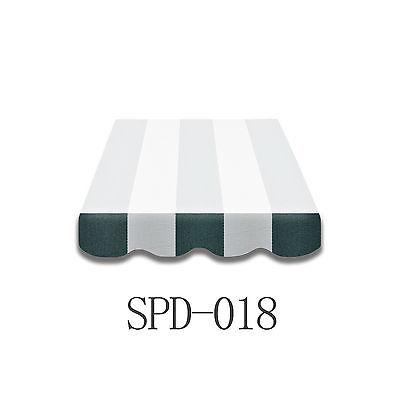 Volant Markisen Markisenbespannung Ersatzstoff 4 m Neu NUR VOLANT SPD018
