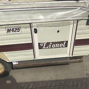 1983 Lionel Tent Trailer