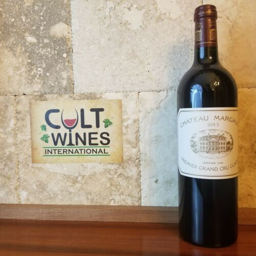 JS 95 pts! 2013 Chateau Margaux Bordeaux wine, Margaux