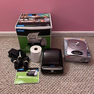 Dymo 4xl Thermal Printer With Labels And Scale