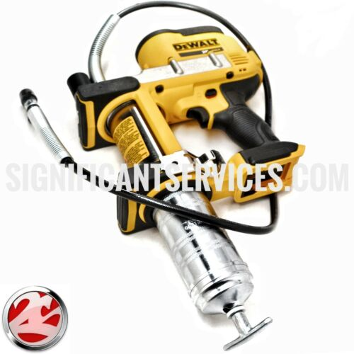 New DeWALT DCGG571B Volt 20V Max Li-Ion Cordless Battery Grease Gun Bare Tool