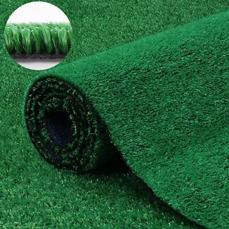 20 SQM Artificial Grass Synthetic Turf Fake Lawn Flooring 17MM