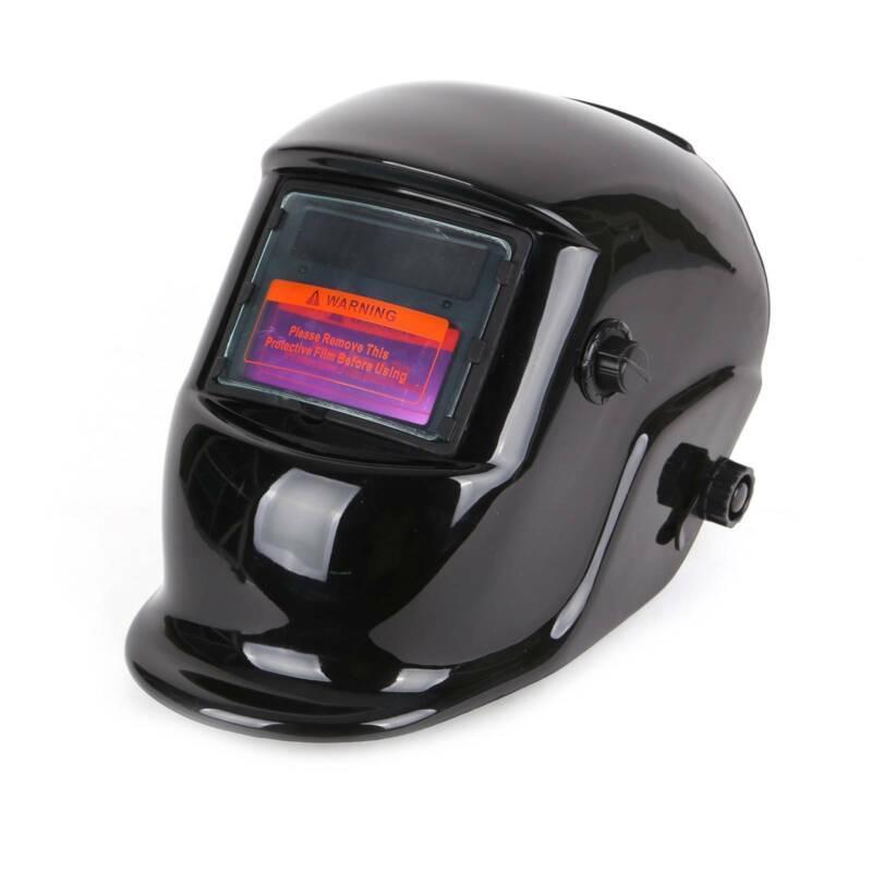 Automatik Schweißhelm Schweißmaske Solar Schweißschirm Schutzhelm Schweißgerät