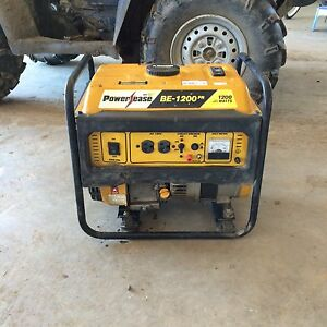 Power ease 1200watt generator