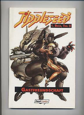 APPLESEED # 2 - GASTFREUNDSCHAFT - MASAMUNE SHIROW - FEEST COMICS - MANGA - TOP