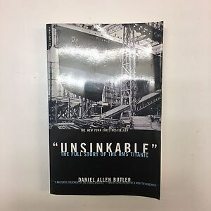 Unsinkable - Full story of the RMS Titanic