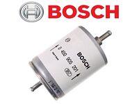 1991-1992 BMW 318i Fuel Filter Bosch 14972DQ E30 For 1984-1985