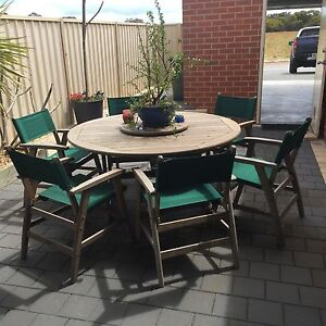 Outdoor setting Halls Head Mandurah Area Preview