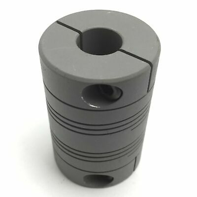 Flexible Shaft Coupling Inside Diameters 0.375 X 0.375 Length 1.5 Od 1