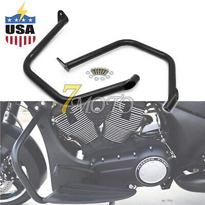 Bagger Engine Guard Crash Bar Protect Fit Victory Cross Country Magnum US STOCK