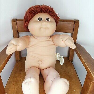 Original Cabbage Patch Kid Vintage Xavier Roberts Coleco 1978-1982 dimple boy