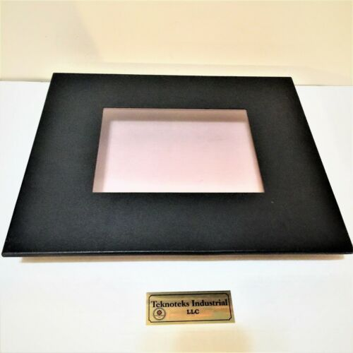 """INDUSTRIAL  DISPLAY  PROTECTOR / COVER FOR  SHARP I0.4""""  LQD1OD421 LCD"""