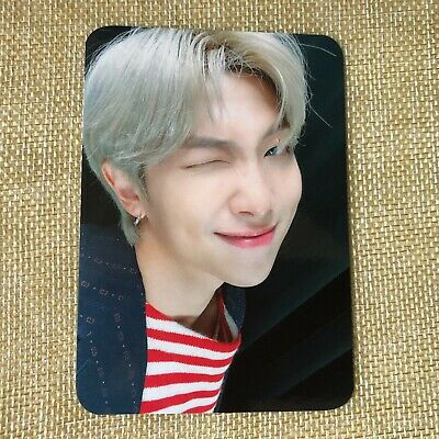 BTS  RAP MONSTER  [ ARMY Bomb Map of the Soul Special Official Photocard ]  N +G