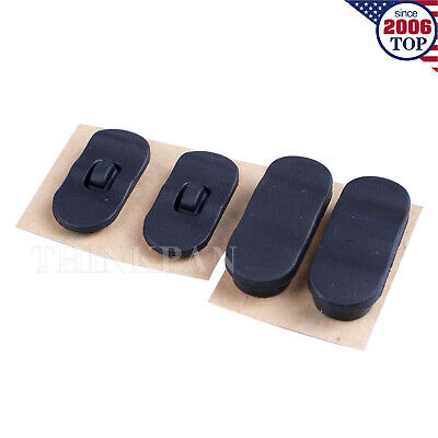 4pcs New Rubber Feet for Lenovo ThinkPad X220 X220i X230 X230i w/ Self adhesive for sale  Shipping to India