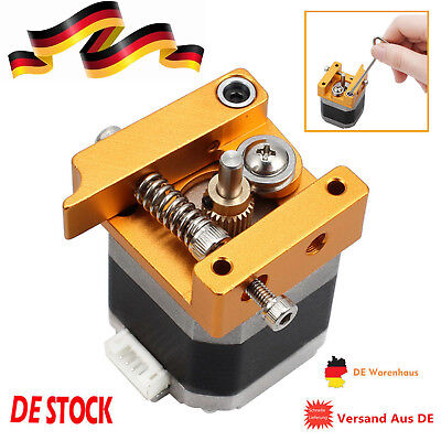 3D Printer DIY Drucker Zubehör MK8 Block Metal Aluminum Extruder Bausatz Head