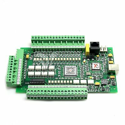Cnc 4 Axis Usbcnc Mach3 Stepper Motor Controller Motion Breakout Board Adapter