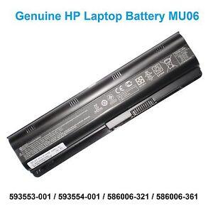 Hp Battery 593553 001 Ebay