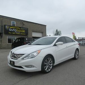 2013 Hyundai Sonata Limited LEATHER, SUNROOF, HEATED SEATS, B...
