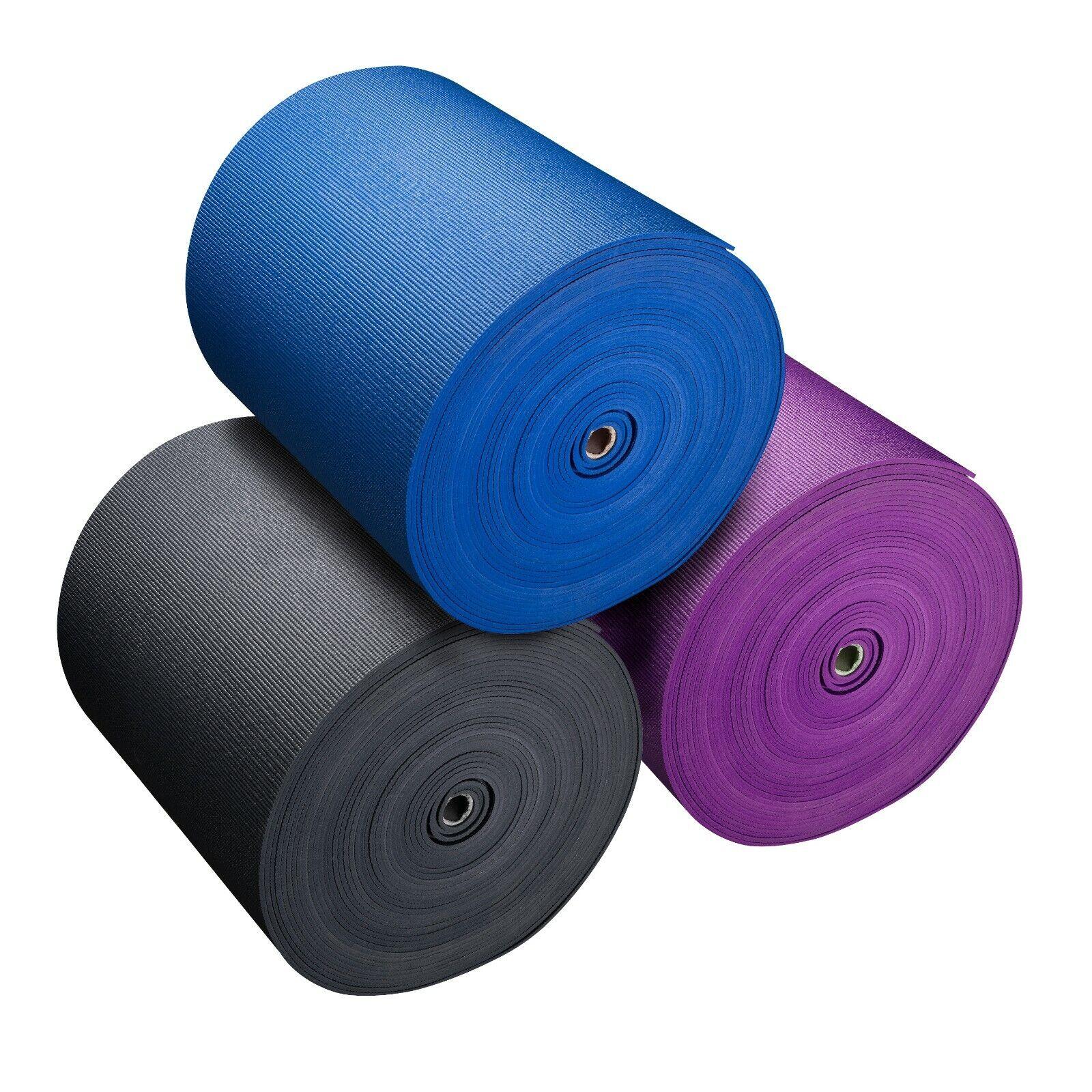 Big Economy Yoga Mat Roll 24 X 5mm X 104 Ft Ebay