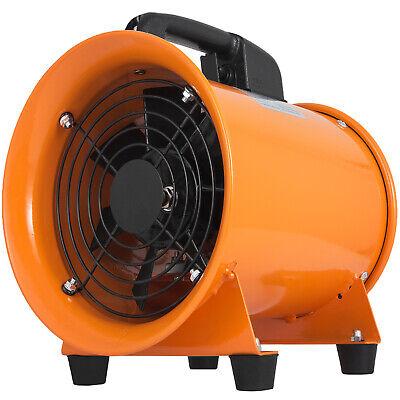 8 Extractor Fan Blower Portable Fume Utility Ventilation Exhaust Fan Workshop