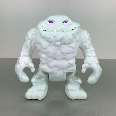Imaginext DC Super Friends WHITE CLAYFACE figure snow Clay Face Penguin Lair
