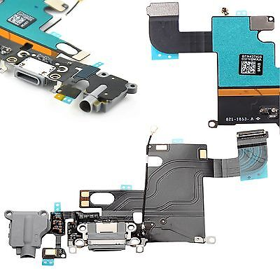 For iPhone 6 Dock Connector Charging Port Headphone Jack Flex Cable Replacement