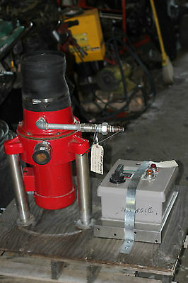 Red Goat Commercial Disposal 1-12 Hp Model A112p-r7 With Controls