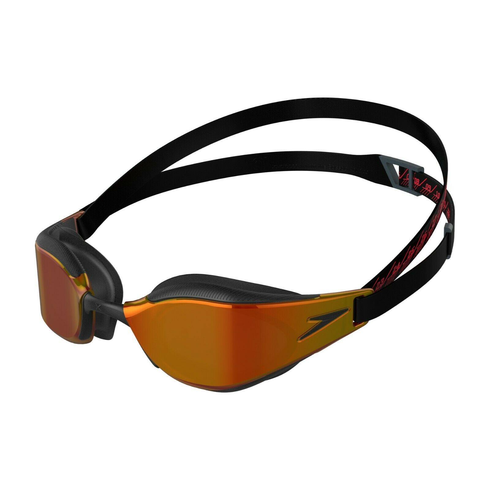 Speedo Fastskin Hyper Elite Mirror Goggles. Speedo Fastskin Goggles.Racing