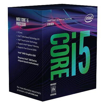 Intel Core i5 8500 coffee lake 3.0 GHz