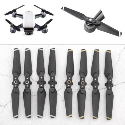 4 Piece Propellers Blade Drops For DJI Spark Drone Quick-release Folding Set