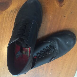 Wanted: Airwalk leather shoes size 8